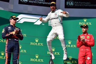Hamilton xuất sắc về nhất ở chặng Hungary