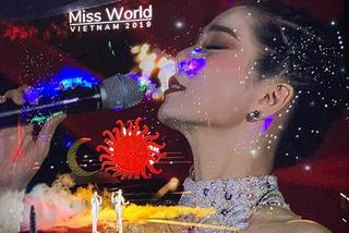 Lệ Quyên lên tiếng khi bị chỉ trích chiếm sóng trực tiếp Hoa hậu