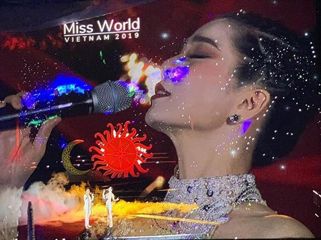Lệ Quyên,Miss World Việt Nam