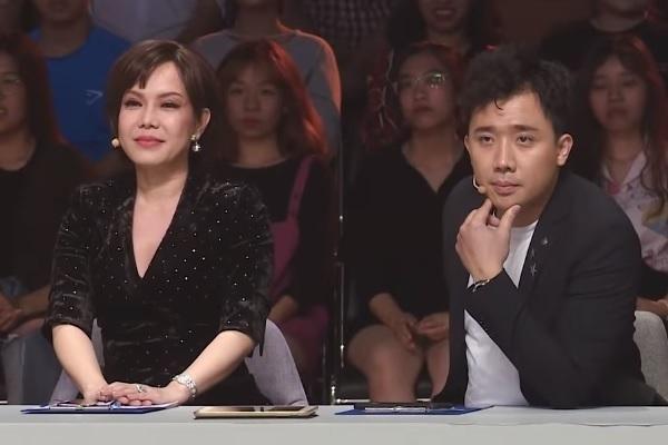 Trấn Thành,Việt Hương,Trường Giang,Người bí ẩn