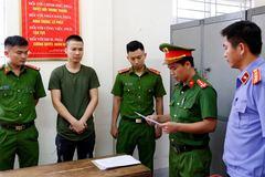 Bắt quả tang phóng viên cưỡng đoạt 90 triệu ở Hà Tĩnh