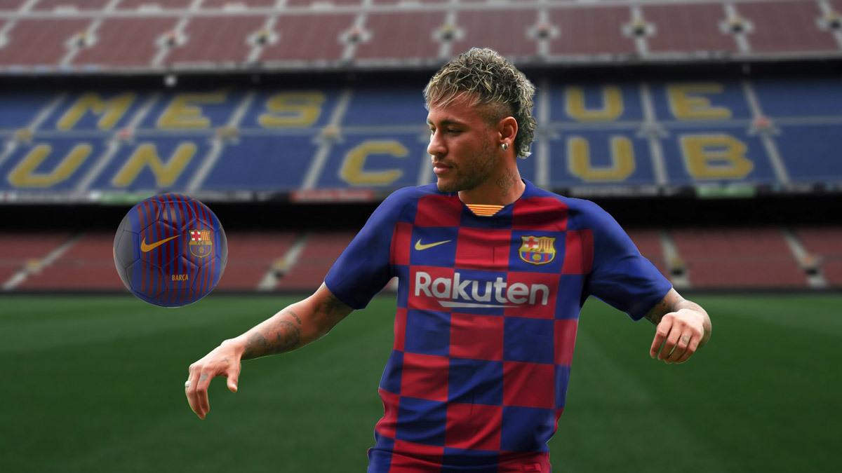 Neymar đồng ý giảm lương, ngày về Barca cận kề