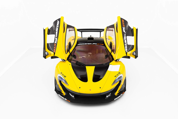 """Siêu xe Mclaren P1 GTR """"độc"""" nhất thế giới được rao bán"""