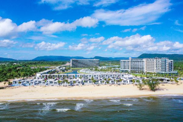 Mövenpick Resort Waverly Phú Quốc - Đẳng cấp từ những thương hiệu hàng đầu