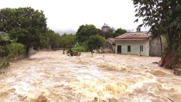 Weakened Storm Wipha devastates northern and central Vietnam