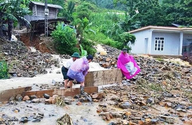 Thanh Hóa,bão số 3,lũ lụt,lũ quét,sạt lở