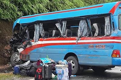 Khởi tố tài xế lấn làn khiến xe đoàn từ thiện Hải Phòng đâm vách núi, chết 3 người