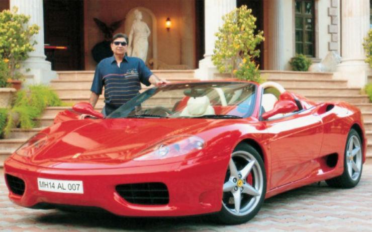 siêu xe,bộ sưu tập xe của đại gia,đại gia Ấn Độ,thiên đường xe giá rẻ