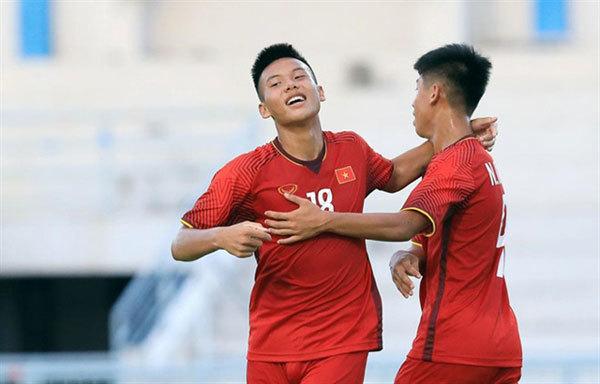 Vietnam through AFF U15 Championship's semis