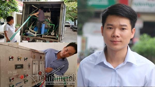 Bộ Y tế tìm thấy chứng cứ quan trọng bị tiêu huỷ trong vụ BS Hoàng Công Lương