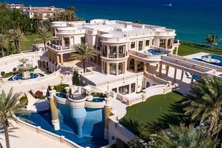 Bên trong dinh thự dát vàng 159 triệu USD dành cho giới siêu giàu Mỹ