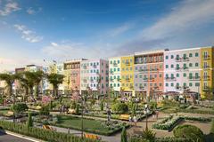 Sun Group ra mắt dự án khu đô thị Sun Grand City New An Thoi