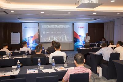 ADG và DELL cùng bàn về giải pháp công nghệ cho doanh nghiệp