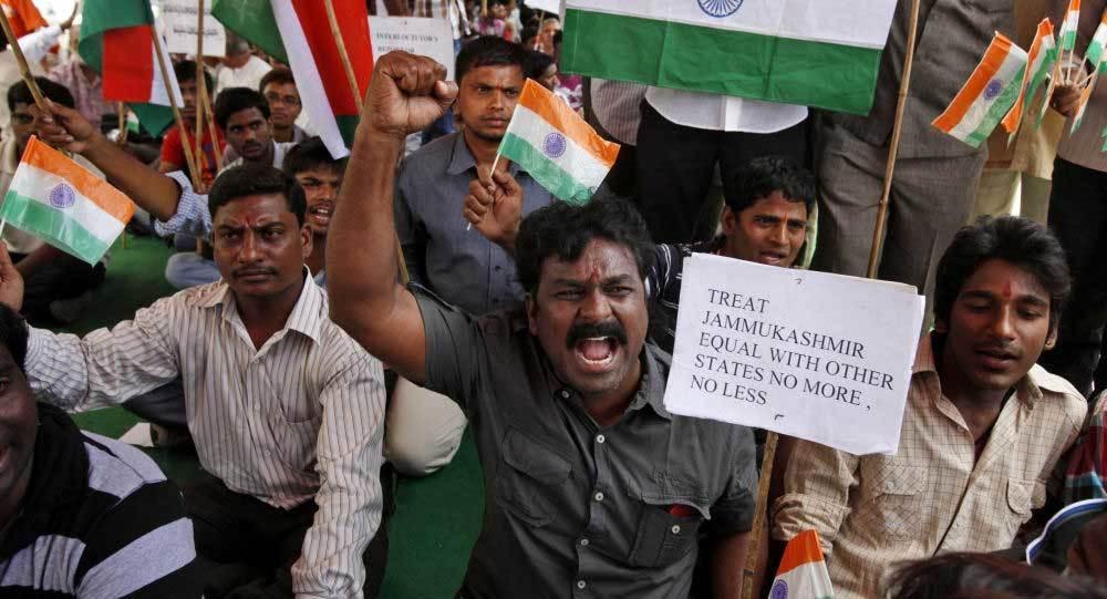 Động thái chưa từng có của Ấn Độ lúc tình hình bỏng rãy
