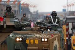 Kim Jong Un làm gì khi Mỹ-Hàn quyết tập trận