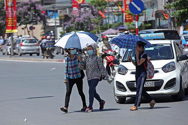 Thời tiết 3 ngày tới, Hà Nội giảm mưa, trời nắng