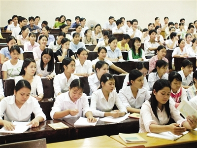 VN university graduates capable of writing an application for a job?