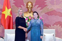 Chủ tịch Quốc hội nêu lập trường của Việt Nam về Biển Đông