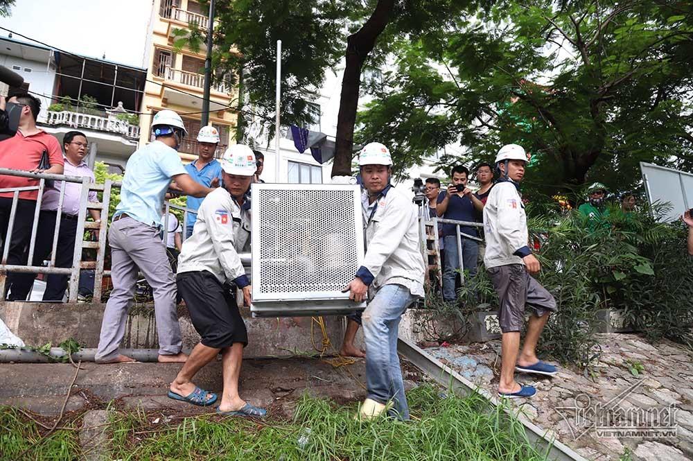 sông Tô Lịch,ô nhiễm môi trường,Hà Nội