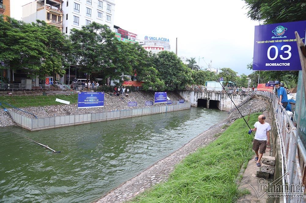 Tiến sĩ Nhật tắm sông Tô Lịch, cảm ơn Thủ tướng trước khi về nước