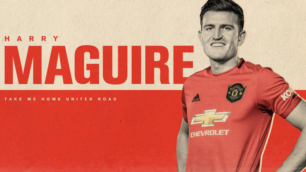 MU ra mắt Maguire, hậu vệ đắt giá nhất lịch sử