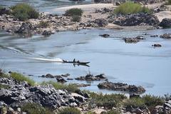 Mekong River's falling water levels affect Delta livelihoods