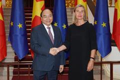 Thủ tướng hoan nghênh lập trường của EU về Biển Đông
