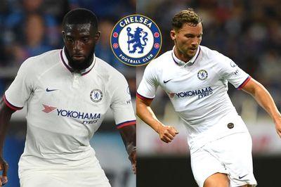 """Lampard hí hửng đẩy 2 """"ông kễnh"""" ra khỏi Chelsea"""