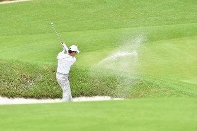 """Bầu Quyết """"thách"""" golfer săn nhiều HIO"""