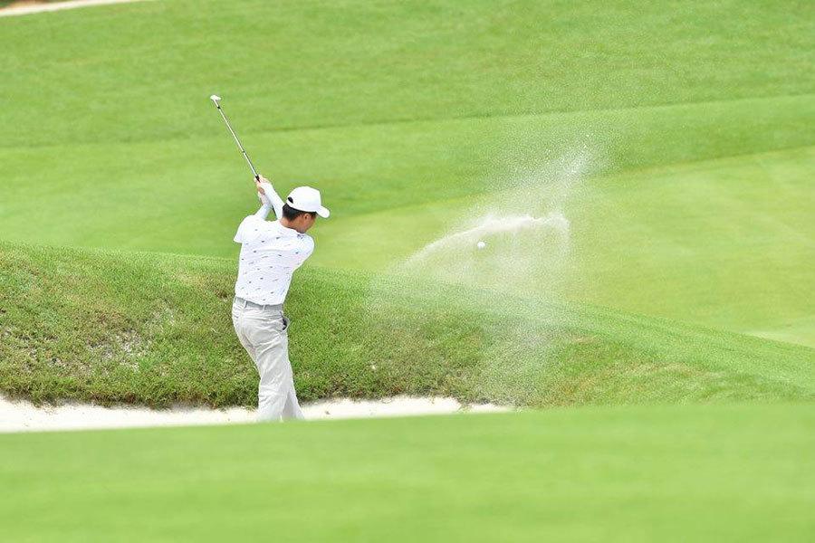Bầu Quyết 'thách' golfer săn nhiều HIO