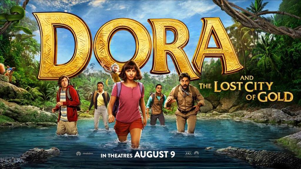 Dora,Dora và Thành phố Vàng Mất tích,Dora And The Lost City Of Gold,phim chiếu rạp