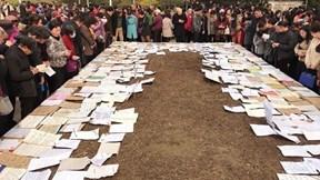 'Đột nhập' thánh địa mai mối lớn nhất Trung Quốc