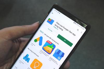 Ứng dụng dọn rác trên smartphone, biến máy cũ thành điện thoại mới