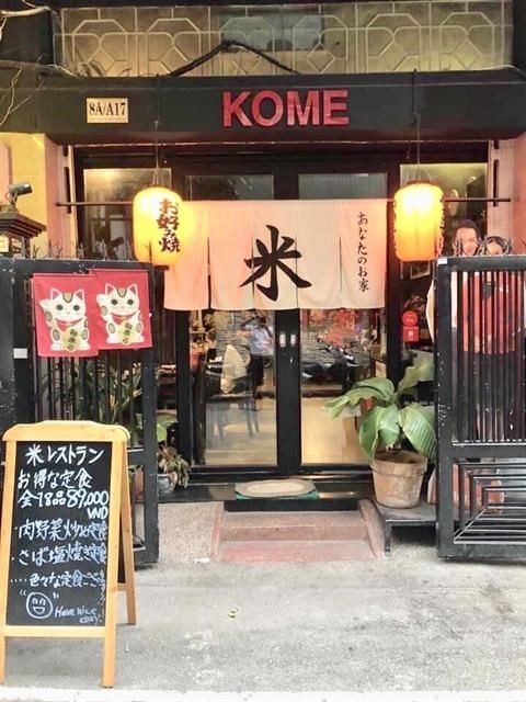VN cities see boom in Japanese restaurant chains