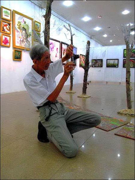 Arts clubs,retirees,Thay Lời Muồn Nói,Tiếng Hát Mãi Xanh,entertainment news,what's on,Vietnam culture,Vietnam tradition,vn news,Vietnam beauty,Vietnam news,vietnamnet news,vietnamnet bridge,Vietnamese newspaper,Vietnam latest news,Vietnamese newspaper art