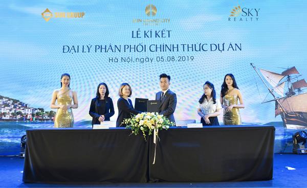 Sky Realty phân phối chính thức dự án Sun Grand City New An Thoi