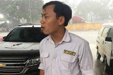 Tài xế taxi ở Hà Nội thừa nhận đánh 3 cô gái tại bến xe Yên Nghĩa