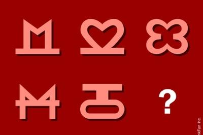 """Dùng trí thông minh của bạn để tìm biểu tượng thay thế vào dấu """"?"""""""