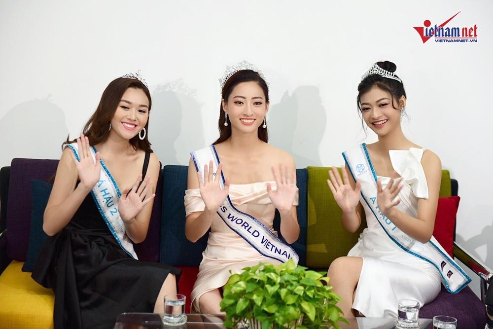 miss world 2019,Hà Kiều Loan,Lương Thùy Linh