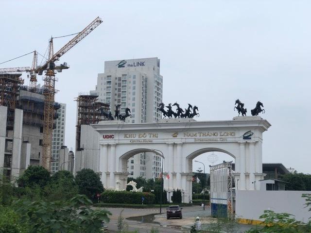 Dừng điều chỉnh quy hoạch khu đô thị đáng sống bậc nhất Hà Nội