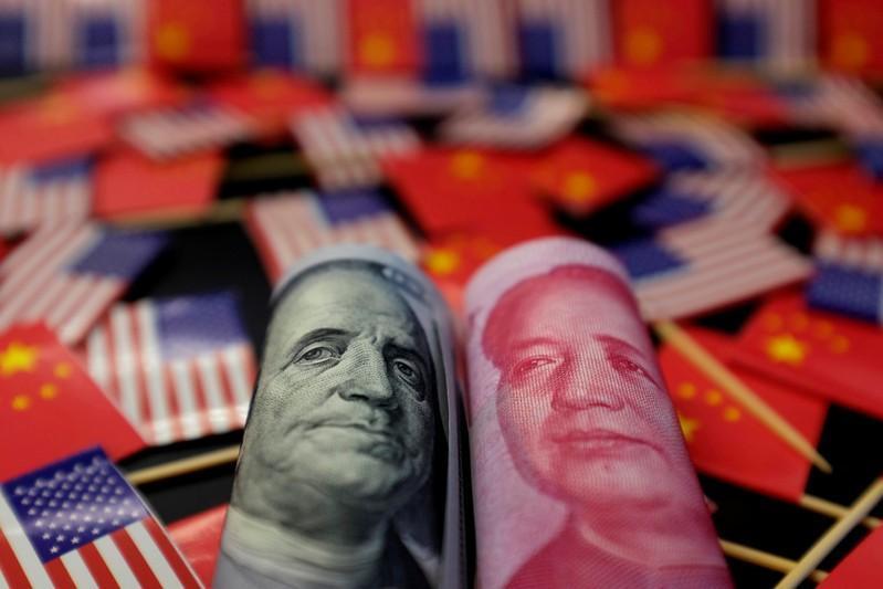 Mỹ,Trung Quốc,Mỹ - Trung,thương chiến,cuộc chiến thương mại,chiến tranh thương mại Mỹ - Trung,tiền tệ,nhân dân tệ,thương mại,kinh tế