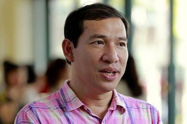 NSƯT Quang Thắng về chung nhà với NSND Trung Hiếu sau 25 năm ở Đoàn kịch nói Hải Phòng