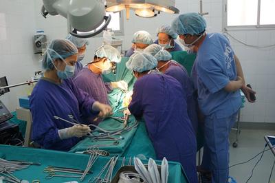 Người đàn ông Quảng Ninh chết não sau cơn đau đầu giúp 4 người hồi sinh