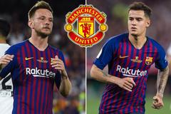 """Barca """"nhờ"""" MU lấy gấp Coutinho lẫn Rakitic"""