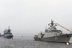 Vietnamese Navy to be prepared in all circumstances