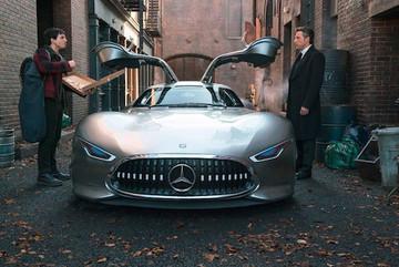 Điểm danh các mẫu xe phục vụ siêu anh hùng trong phim Mỹ