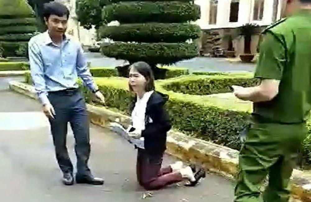 Tâm sự cô giáo quỳ đưa đơn khiếu nại ở Đắk Lắk