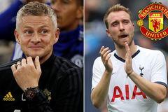 MU ép giá Eriksen, 50 triệu bảng Tottenham gật đầu bán