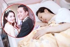 Tuấn Hưng 'muốn hét lên yêu vợ' khi con thứ 3 chào đời