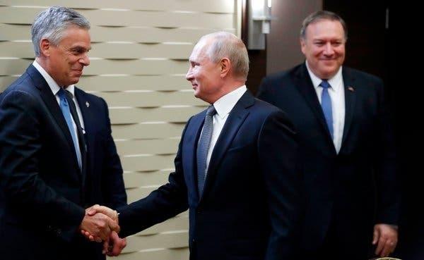 Mỹ,Nga,Moscow,Washington,từ chức,đại sứ,ngoại giao